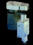 F100A-P Milling units