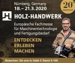 HOLZ-HANDWERK 2020 TERMIN VERSCHOBEN!!!