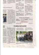 Neue Westfälische Ausgabe 28.Mai 2018