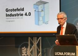 Predictive Maintenance bei steuerbaren Bohrgetrieben (Ligna 2019)