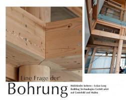 Holzbau Magazin Ausgabe 2018